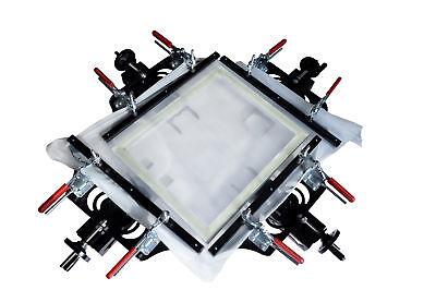 Manual Stretcher Screen Printing Plate Making Tool For Silk Screen Printing