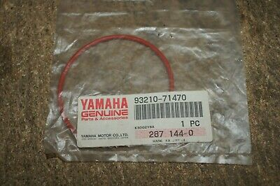 <em>YAMAHA</em> GENUINE SR185 TW200 XT225 XT200  CYLINDER BARREL O RING SEAL 93