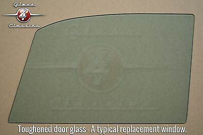 Here is a replacement window that has been CNC cut and produced in toughened glass.
