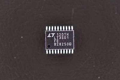 Lt3501ifepbf Linear Technology Step Down Switching Regulator 0.8-25v 3a 20tssop