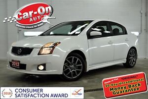 2012 Nissan Sentra SE-R Spec V SUNROOF NAV REAR CAM LOADED