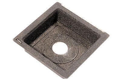 Toyo Field 110x110mm Objektiv Platine versenkt 30mmGröße 00 25mm Lens Board