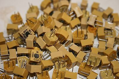 100 Pack Spectrol M67 Trimmer Pot--1k--1 Turn Trimpot2