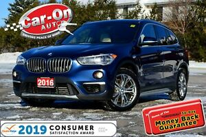 2016 BMW X1 xDrive28i LEATHER REAR CAM HTD SEATS LOADED