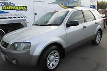 2004 Ford Territory TX 4X4 Wagon Youngtown Launceston Area Preview