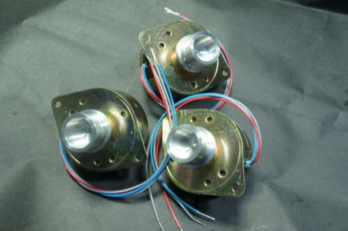 Premotec 24 pole synchorous motor with 21mm pulley