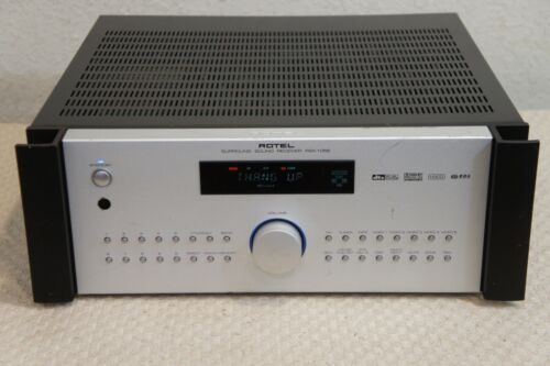 ROTEL RSX-1056 SURROUND SOUND RECEIVER - BENCH CHECKED, SERVICED, CLEANED,TESTED