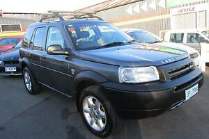2002 Land Rover Freelander ES Wagon Youngtown Launceston Area Preview