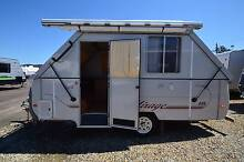 2007 COROMAL MIRAGE 456 SINGLE BEDS POP TOP/FOLD DOWN CAMPER 15' Gympie Gympie Area Preview