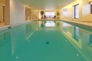 1 bedroom | November 1st| Pool | Gym | Garden | Doorman