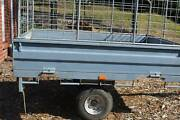 Trailer Tek with cage fold down version Warrandyte Manningham Area Preview