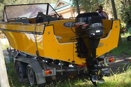 All Round Fishing Boat Clarence Town Dungog Area Preview