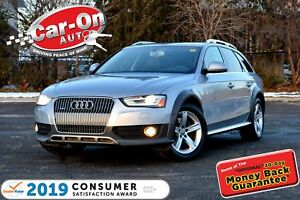 2016 Audi A4 allroad 2.0T LEATHER PANO ROOF HTD SEATS LOADED