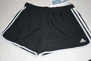ADIDAS WOMENS CLIMALITE RUNNING SHORTS 3.5