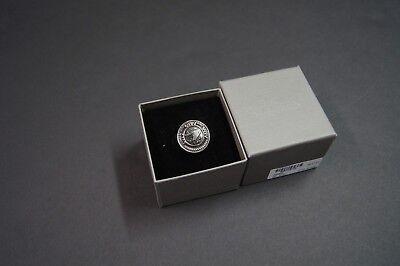 Alexander McQueen Men Silver Wolf Signet Ring NEW NIB