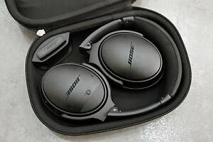 BOSE - QuiteComfort 35 - Black - IN BOX - AS NEW! Haymarket Inner Sydney Preview