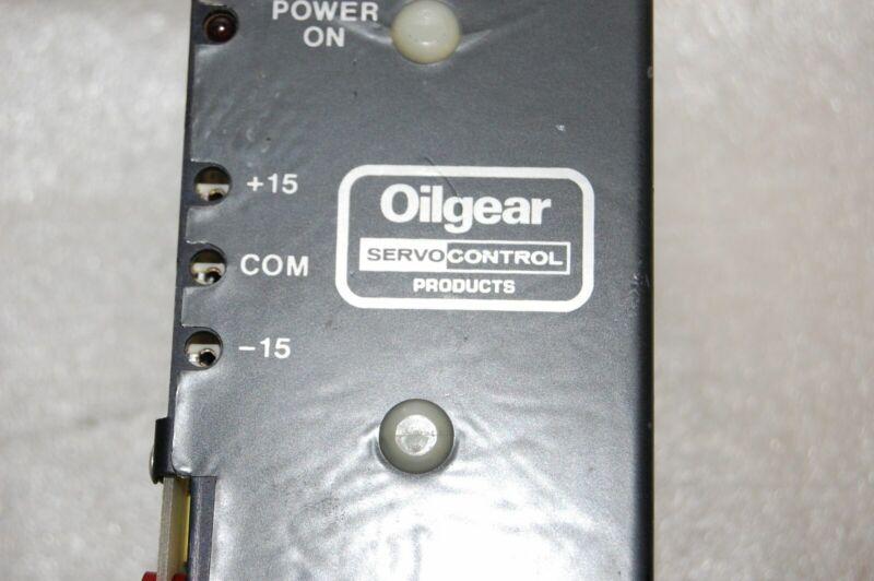 OILGEAR SERVO CONTROL L-404695-003