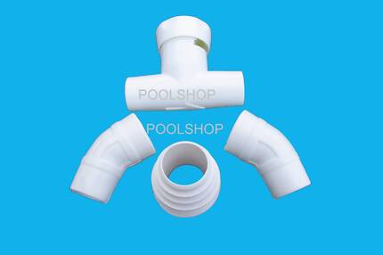 SWIMMING POOL AUTO AUTOMATIC POOL CLEANER HOSE REGULATOR ELBOWS