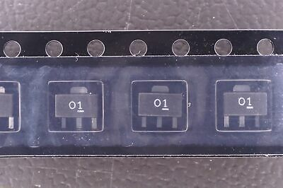 Lot Of 2 Gali-1 Mini-circuits Amplifier Dc - 8 Ghz 50 Ohm Smt Sot-89 Nos