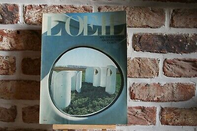 REVUE L'ŒIL N° 206-207  FÉVRIER-MARS 1972 .