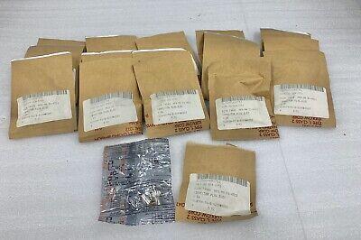 Lot Of 16 Amphenol Electric Plug Connector Bnc Male Crimp Plug 31-4321  D