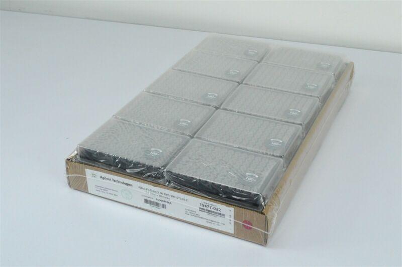 Agilent 250ul Filtered 96 Tips RK Sterline 19477-022