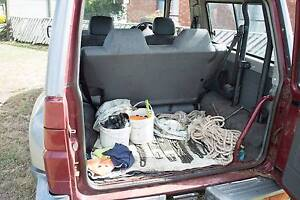 1993 Daihatsu Rocky TURBO DIESEL Heywood Glenelg Area Preview