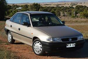 1997 Holden Astra Sedan - only 114000Ks Stockport Clare Area Preview
