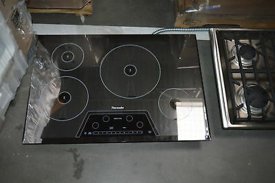 """Thermador CIT304KM 30"""" Silver Mirrored Induction Cooktop NOB #32782 HRT"""