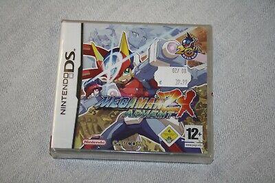 Nintendo DS * MEGAMAN ZX ADVENT * EUR * NEU NEW SEALED...