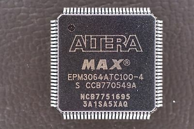 Epm3064atc100-4 Altera Cpld Complex Programmable Logic Device 3.3v 100 Pin Tqfp