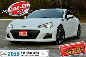 2013 Subaru BRZ 6 SPEED NAV BLUETOOTH CRUISE PWR GRP ALLOYS