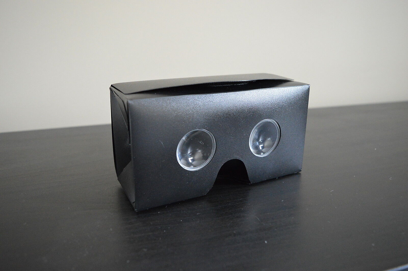 Google Cardboard Kit glasses video samsung vr 360 3d box