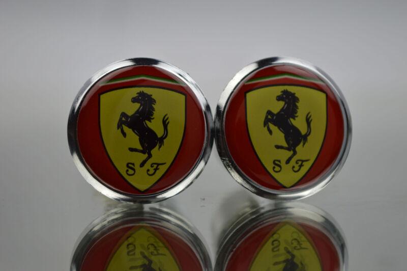 Ferrari Colnago Plugs Caps Topes Tapones guidon bouchon lenker endkappe Tappi 3D