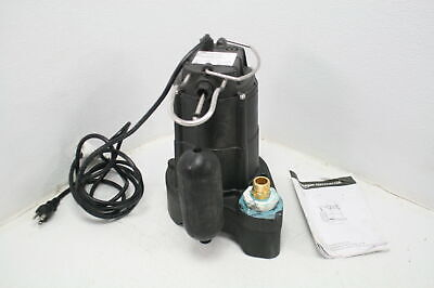 Amazoncommercial 13 Hp Cast Iron Submersible Sump Pump Mechanical Float Switch