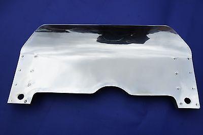 LAMBRETTA S3 Li SX TV GP Stainless Steel Splash Plate
