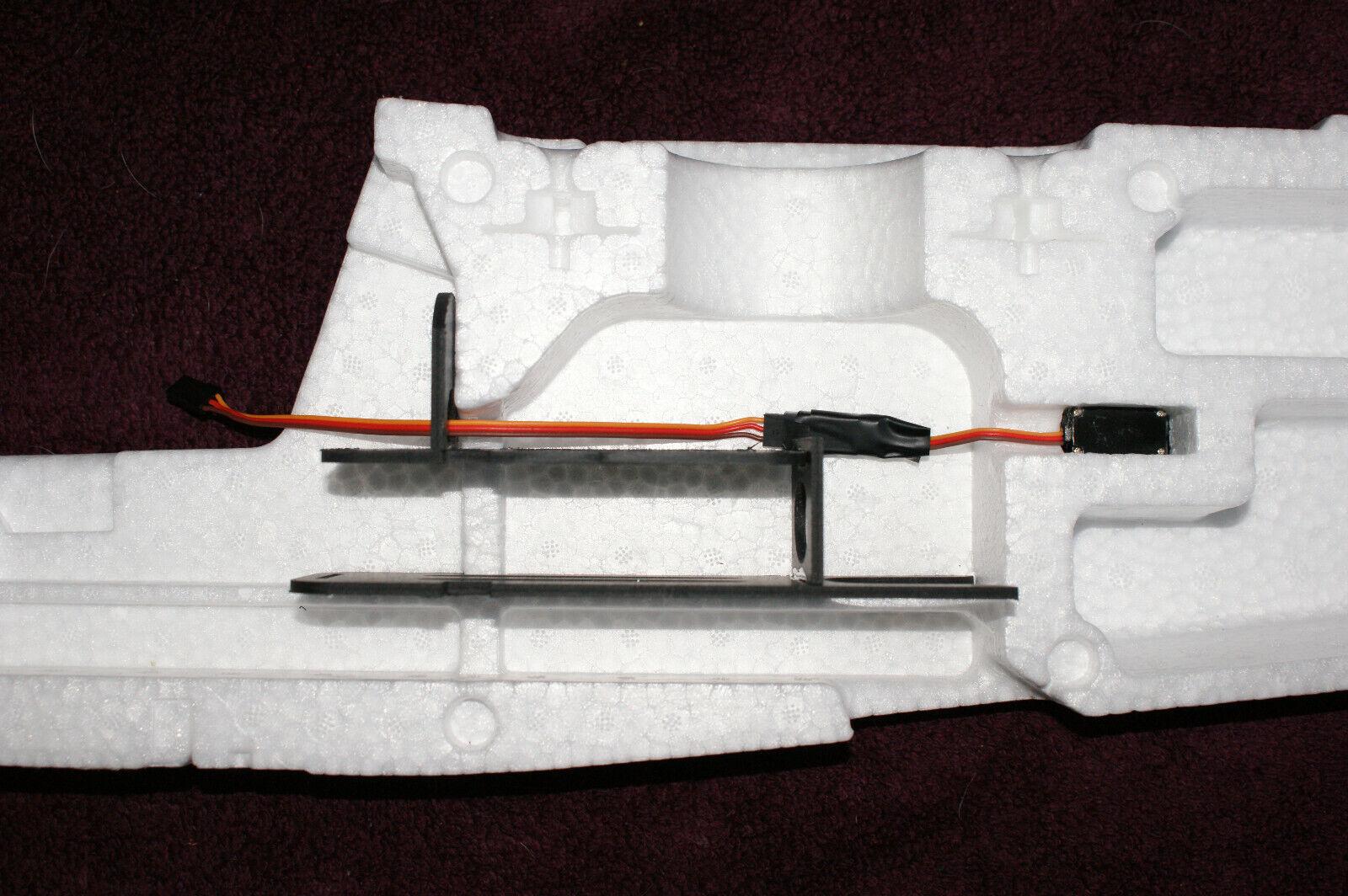 Lipohalter Regler Empfängerbrettchen Universal für RC Rennboote Akkuhalter