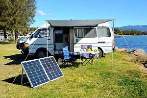 Perfect Toyota HIACE campervan with WA rego Sydney City Inner Sydney Preview