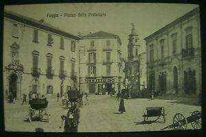 CARTOLINA-ANTICA-FOGGIA-PIAZZA-DELLA-PREFETTURA-SUPER-INIZIO-039-900