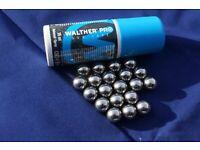 Glasbrecher Stahlkugeln Cal 50  20 Stück für Ram Waffen Kaliber 50 Steelballs