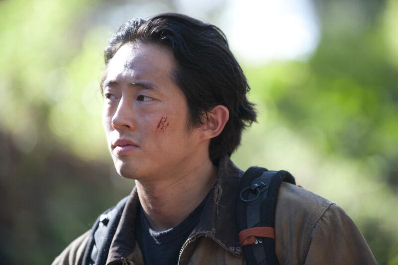 Glenn Rhee. Credit Gene Page/AMC