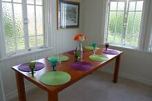 Family dining room table Camp Hill Brisbane South East Preview