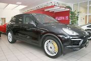 Porsche Cayenne Turbo ACC, PCCB, Panorama, APPROVED