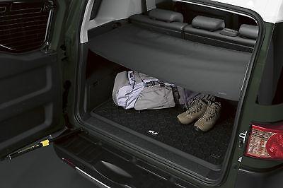 Genuine Toyota Cargo Cover for the 2007-2014 Toyota FJ Cruiser-New, OEM