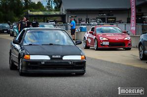 1991 Integra track car