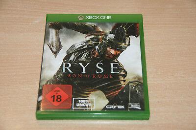 Ryse: Son of Rome (Microsoft Xbox One, 2013) Wie Neu Top USK 18, usado segunda mano  Embacar hacia Spain