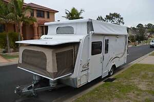 2009 Jayco Expander Stanhope Gardens Blacktown Area Preview