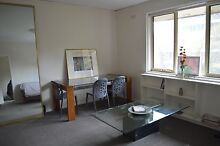 Double Room available in central Carlton apartment for 3months. Carlton Melbourne City Preview