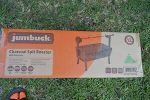 jumbuck charcoal spit roaster Caboolture Caboolture Area Preview