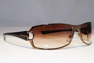 GUCCI Mens Womens Vintage 1990 Designer Sunglasses Brown GG 2739 BKV5U 20824